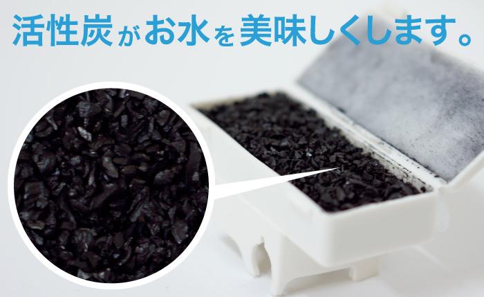 ケージファウンテン用 活性炭フィルター 3個セット