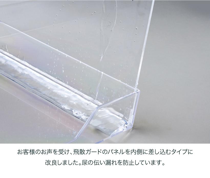 クリアレット2(M) 用 飛散ガード ハイタイプ