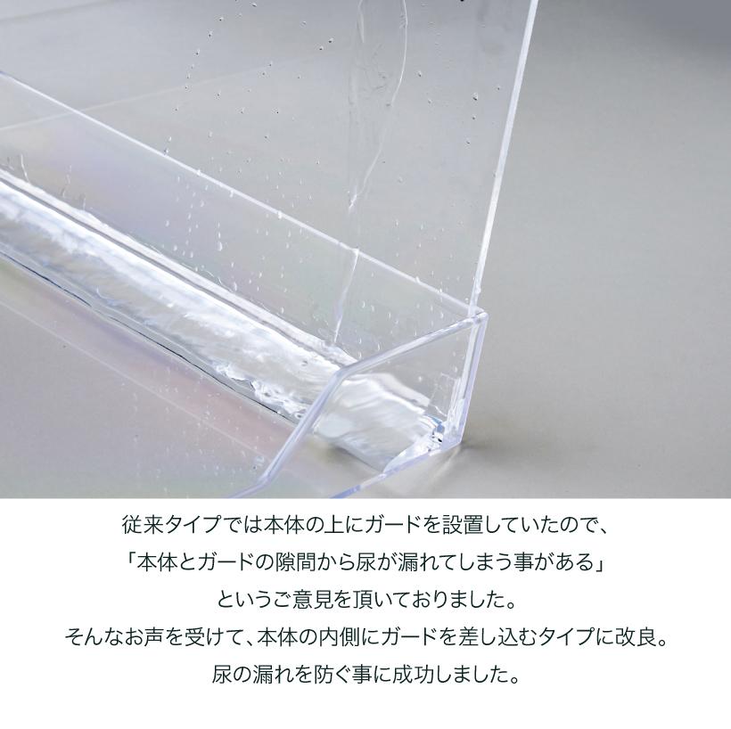 クリアレット2(M) 用 飛散ガード