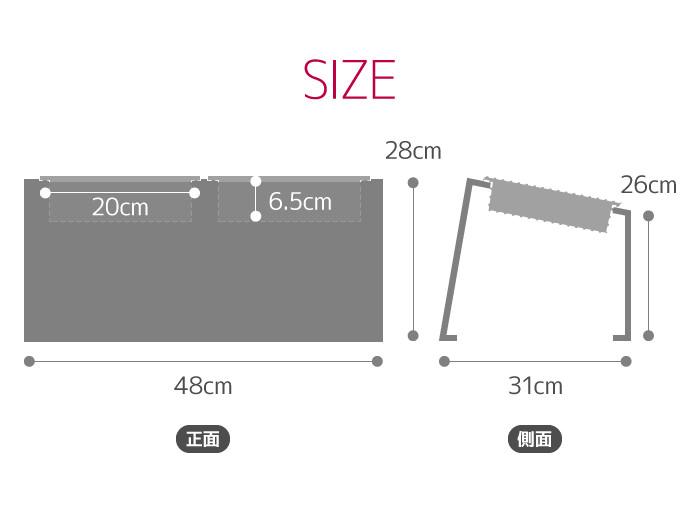 Ours フードボウルテーブル Lサイズ ステンレスタイプ