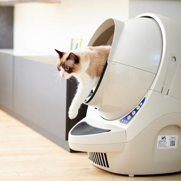 トイレ 自動 猫 【2021年版】猫の全自動トイレおすすめ6つ!口コミも見てみよう